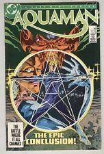 Aquaman #4 May 1986 FN