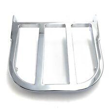 Chrome Sissy Bar Luggage Rack For Suzuki Marauder VZ800 Boulevard C50/C90/M50