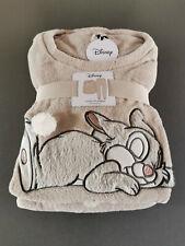 Disney Bambi Klopfer Hase Damen Fleece Pyjama Schlafanzug Hausanzug XS-S-M-L-XL