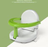 Baby Feeding Bath Tub Ring Seat Infant Child Toddler Anti-Slip Foldable Chair