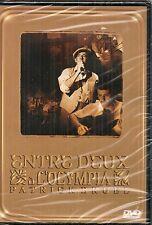 """DVD """" Patrick Bruel Entre-deux  - live a l Olympia  NEUF SOUS BLISTER"""