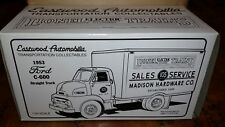 EASTWOOD 1953 FORD C600 STRAIGHT TRUCK LIONEL ELECTRIC TRAINS
