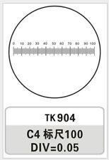 0.05MM Slide Scale Measuring Microscope Micrometer Calibration for Microscope