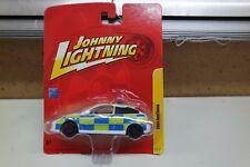 Johnny Lightning 2003 Ford Focus POLICE CAR (T1)