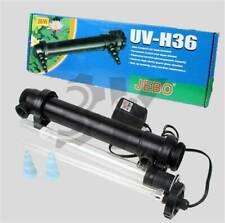 36W Pond UV Sterilizer Light Clarifier Aquarium Fish Tank Pump Filter
