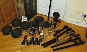 Alesis DM6 USB Kit Electronic Drum Set with Accessories