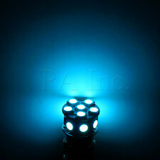 4x 1157 Dual Switching Mini Tail Stop Light Bulb 13 SMD LED Ice Blue