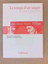 RARE DVD / LE TEMPS D'UN SOUPIR / ANNE MARIE PHILIPPE / NEUF SOUS CELLO