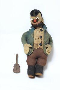 Antique Steiff Man doll original clothing, Germany