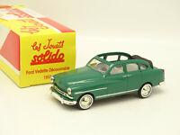 Solido Hachette 1/43 - Ford Vedette Découvrable 1953