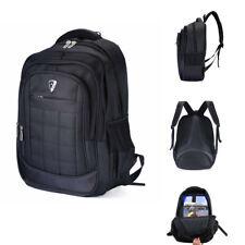 17 INCH Waterproof Backpack Travel Laptop School Shoulder Outdoor Bag Rucksack