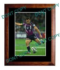 CAMERON SMITH MELBOURNE STORM STAR LARGE A3 PHOTO
