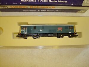 Dapol ND-036A Class 73 142 'Broadlands' Excellent boxed     1065 1131