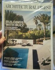 Architectural Digest - February 2017 - Buildings with Buzz *** NEW