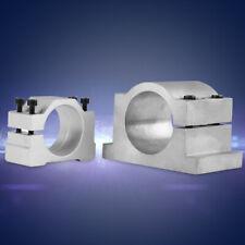 Spindelhalter 52mm/65mm Spindelaufnahme CNC Graviermaschine Fräsmotor Halterung