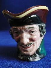 "Royal Doulton Toby ""Turpin"" Petite Creamer, England"