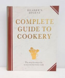 Reader's Digest Complete Guide to Cookery - Anne Willan (Hardback 1989)