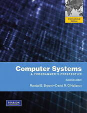 Computer Systems: A Programmer's Perspective: International Version by Randal E.