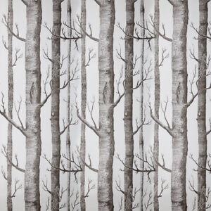 Home Cal Waterproof Self-Adhesive Paper Wallpaper,1.48 x 16.4ft - Black Tree