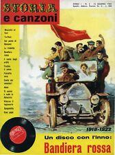 * STORIA e canzoni - ANNO 1 - N°3 del 15/GIU/1960 *