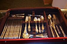 Towle Fontana Sterling Silver Flatware Set 100 Pieces -Lots Of Serving Pieces