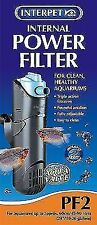 Interpet Internal Power Fish Tank Filter PF Filtration Aquarium Water Pump Pf2 21275