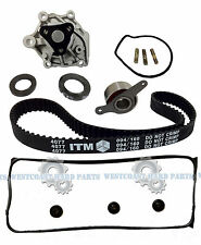 86-89 Honda Accord Prelude 2.0 A20A1 A20A3 Gasket & Timing Belt Kit & Water Pump