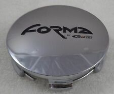 Forma Wheels Chrome Custom Wheel Center Cap Caps # GIOK75-1 / S712-21