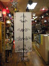 XXLg Dispaly Christmas Iron tree hook hanger rack adjustable height 3 levels 6'