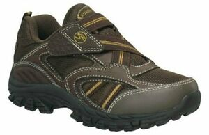 NIB Stride Rite Athletic Shoes Clayton Brown toddler 4.5 W