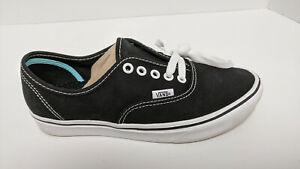 Vans ComfyCush Classic Sneakers, Black, Women's 8 M