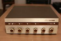 Vintage Eico ST70 Integrated Stereo Tube Amplifier - Huge Transfomers - Original