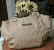 ROSETTI WOMEN'S BEIGE HOBO STYLE  HAND/SHOULDER BAG EXCELLENT CONDITION