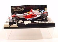 Minichamps Panasonic Toyota Racing TF106 R. Schumacher 2006 neuf en boite MIB