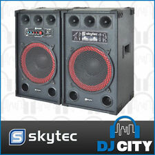 Skytec Active Pro Audio Speakers & Monitors