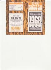 KHJ-Los Angeles, CA-Original Top 40 Radio Station Music Survey-December 27, 1967