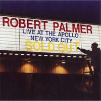 Robert Palmer – Live At The Apollo CD Eagle Records 2001 NEW/SEALED