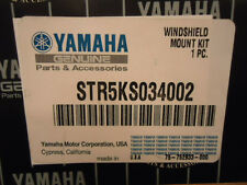Genuine Yamaha '05 Street Bike V Star 1100 Silverado/Silverado Windshield Mount