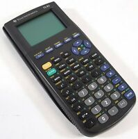 Texas Instruments TI-83 Graphing Calculator Black With Cover B000