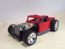 Lego Technic Custom Hot Rod Lots Of Custom Chrome