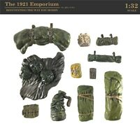 1:32 Unimax Toys Forces of Valor WWII Tank or Vehicle Stowage Bag Set