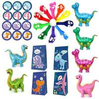 Dinosaur Themed Latex 4D Assembled Cute Balloon Dinosaur Candy Bag Sticker Decor