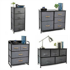 Dresser Bedside Drawers Furniture Storage Tower Unit for Bedroom Office Organize