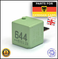 NEW Audi A4 A6 S4 RS4 S6 TT Q7 R8 Fuel Pump Relay 644 - 4H0 951 253 / 4H0951253