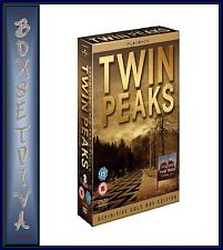 TWIN PEAKS - DEFINITIVE COMPLETE SERIES - GOLD BOX EDITION * BRAND NEW DVD***