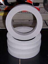 Helmet Donut Foam Rings Set of 3 Arai Shoei HJC Scorpion Shark Schuberth Helmets