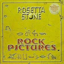 "Rosetta Stone 'rock pictures' UK LP (plus free 7"" single)"