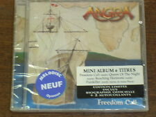 ANGRA Freedom call CD NEUF