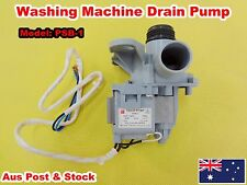 Washing machine spare part Drain Pump PSB-1Replacement suits many OEM brand E117