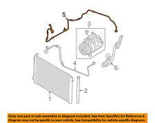 BMW OEM 07-13 335i-A/C AC Hose Line Pipe 64539151738